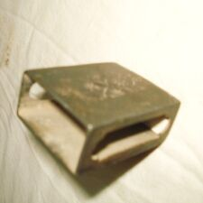 OLD VINTAGE IRON SAFETY MATCH STICK HOLDER BOX DECORATIVE COLLECTIBLE