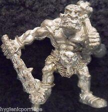 1988 Ogre C23 Bob Olley 3 Warhammer Army Kingdoms Ogryn Bulls Citadel Ogor 40K