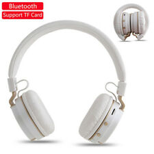 Bluetooth Headset Earphones HD Sound Headphone with Mic for iPhone Samsung LG