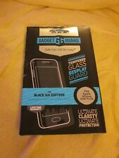 Gadget Guard Tempered Glass Display Guard – The Black Ice Edition – New