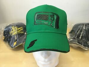 Snap-On Tools Green Embroidered Serious About Diagnostics Baseball Cap New