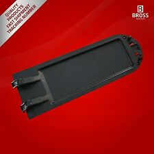 Consola Apoyabrazos De centro cubierta de la caja Negro Para Seat Ibiza 2008-13