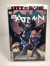 Batman 77. Tom King. City Of Bane. NM Unread