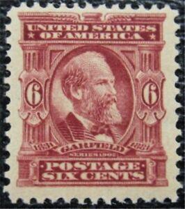nystamps US Stamp # 305 Mint OG NH $150   L23x256
