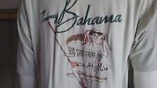Vintage Tommy Bahama sz XL Mens Big Shot Drive-In Hit and Miss Polo Golf Shirt