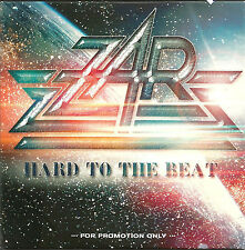 CD ZAR - HARD TO THE BEAT ( 12 TRACK EDITION PROMO CARDSLEEVE )