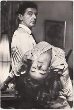 Echtes Original 1960er ungarische Schauspieler Miklos Gabor und Eva Vassova