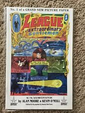 The League Of Extraordinary Gentleman No. 1 First Series Alan Moore