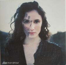 "ELSA LUNGHINI - CD SINGLE PROMO ""MON AMOUR"" (BENJAMIN BIOLAY) - COMME NEUF"