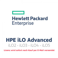 iLO 3 iLO4 iLO5 HPE iLO Advanced license 512485-B21 Fast Mail