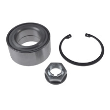 Rear Wheel Bearing Kit Inc Abs Sensor Ring Fits Land Rover Blue Print ADJ138308