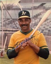 BILLY WILLIAMS   Oakland A's  Signed/Autographed 8x10 Photos