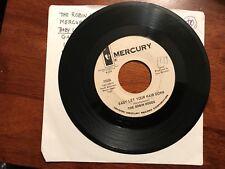 GARAGE 45 RPM RECORD - THE ROBIN HOODS - MERCURY 72526 - PROMO
