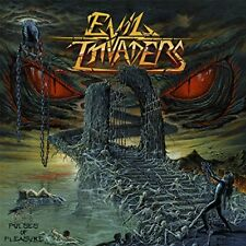 Evil Invaders - Pulses Of Pleasure [CD]