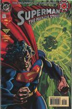 DC Superman Man of Steel 0  1994