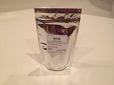 MSM-Organic Sulfur Crystals-8oz. bag - Made In USA