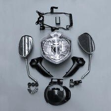 HEADLIGHT SET HEAD LIGHT ASSEMBLY FIT FOR YAMAHA FZ6 FZ6N 04-06 2004 2005 2006