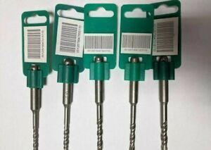 Assorted SDS + Drill Bits
