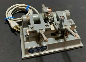 MAIER-HANCOCK MODEL 816 HOT SPLICER FOR 8MM AND 16MM FILM. WORKS WELL