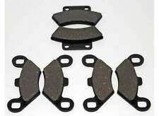 Polaris 250 Trail Boss 2X4 Brake Pads Front and Rear Brakes fits 1988-1993