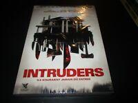 "DVD NEUF ""INTRUDERS"" film d'horreur de Adam SCHINDLER"