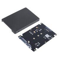1X(M.2 NGFF (SATA) SSD auf 2,5-Zoll-SATA-Adapterkarte, 8 Mm Dickes GehäUse E f1m