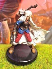 Nadya Petska D&D Miniature Dungeons Dragons pathfinder ranger barbarian female A