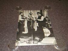 "The Beatles mini-poster 14""x18"" B&W Group Shot"