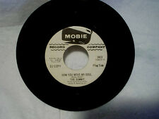 THE SUMMIT-How You Move My Soul,Oh What Can I Do,PROMO mobie label 3433, 45, r&b