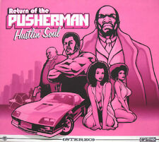 V.A.  ‎–  Return Of The Pusherman - Hustlin' Soul (3 CD´s, Rare) !
