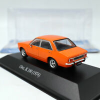 IXO Altaya 1:43 Opel K 180 1974 Diecast Toys Models Limited Edition Collection