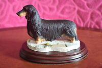 Dachshund- Best of Breed by Naturecraft - Figurine statue