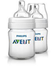 Philips Avent Classic+ Baby Feeding Anti-Colic Bottle 260ml/9 oz 2 Pack