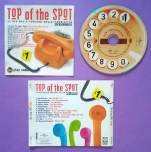 CD TOP OF THE SPOT Vol.1 Cranberries Quincy Jones Smash Mouth Promo no lp mc dvd