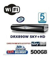 SKY PLUS +HD BOX AMSTRAD DRX890WL WIFI 500GB