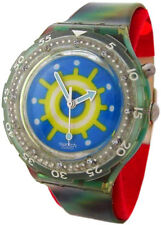 Swatch  Reef Scuba Loomi 1996 Uhr rare vintage swatch scuba watch