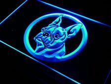 i656-b Boston Terrier Dog Pet Shop NEW Neon Light Sign