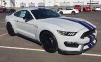 Ford Mustang GT350 Shelby full Body Kit Conversion Upgrade 2015 -18 with Fenders