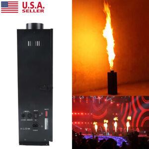 DMX Fire Projector Spray Machine Flame Thrower Stage W/DMX 512 Controller USA