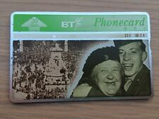 BT Phone card - The Time Of Our Lives, celebrating 50th Anniversary VE Day, Used