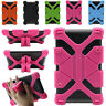 """Universal Safe Kids Shockproof Silicone Cover Case For 7"""" 8"""" 12"""" 10.1"""" Tablet PC"""
