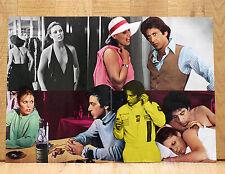 UN ATTIMO UNA VITA fotobusta poster Bobby Deerfield Al Pacino Formula 1 AG9