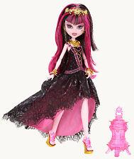 Monster High Draculaura 13 deseos coleccionista muñeca raramente y7703