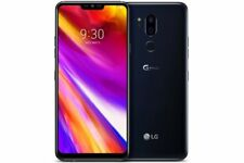 LG G7 ThinQ 64GB Aurora Black Android UNLOCKED (GSM + CDMA All Carriers) NEW