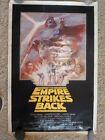 Star Wars: Empire Strikes Back Movie Poster 1981 Plus Smaller ESB Poster