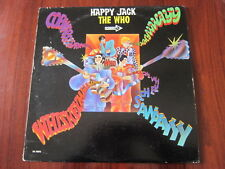 THE WHO Happy Jack Mono lp