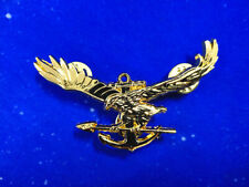US states navr seals badge seal medal usa pin collectible gold