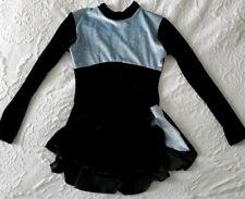 Girls Ice Skating Dress - Figure Skating Dress - Size 5 Competition Dress