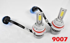 HI-LOW BEAMS 36W X2 3800LM LED 9007 Bulbs HIGH POWER COB 6000K White W1 For A