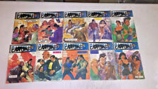EL PANTERA LOT 10 COMIC BOOKS MEXICO Action Adventure 1990s